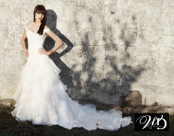 Bridal Gowns Vanderbijlpark : The werner dey label does not only create beautiful dresses it