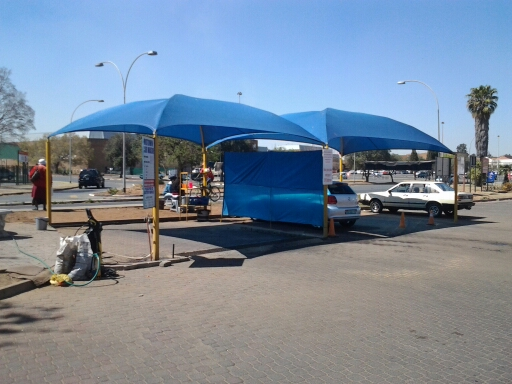 Hand Car Wash Canopy For Sale